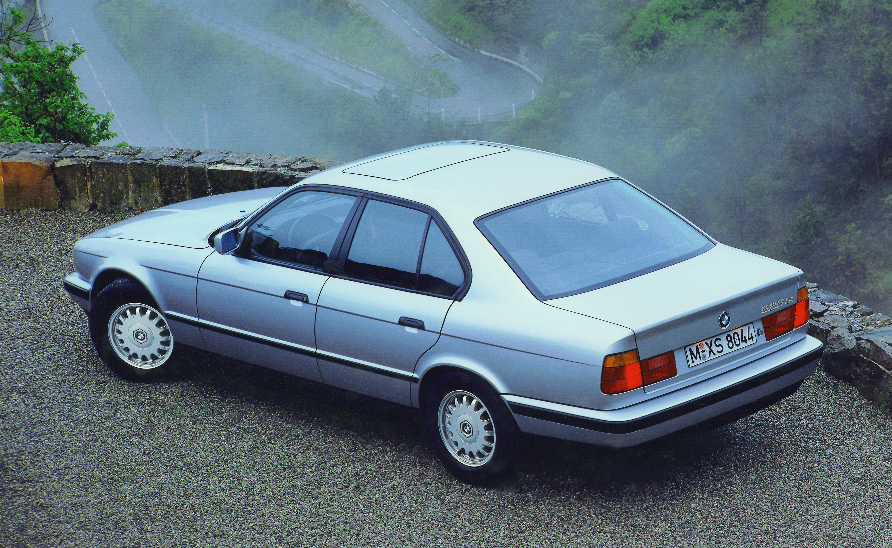 Bmw Celebrates 30 Years Of All Wheel Drive Technology Paul