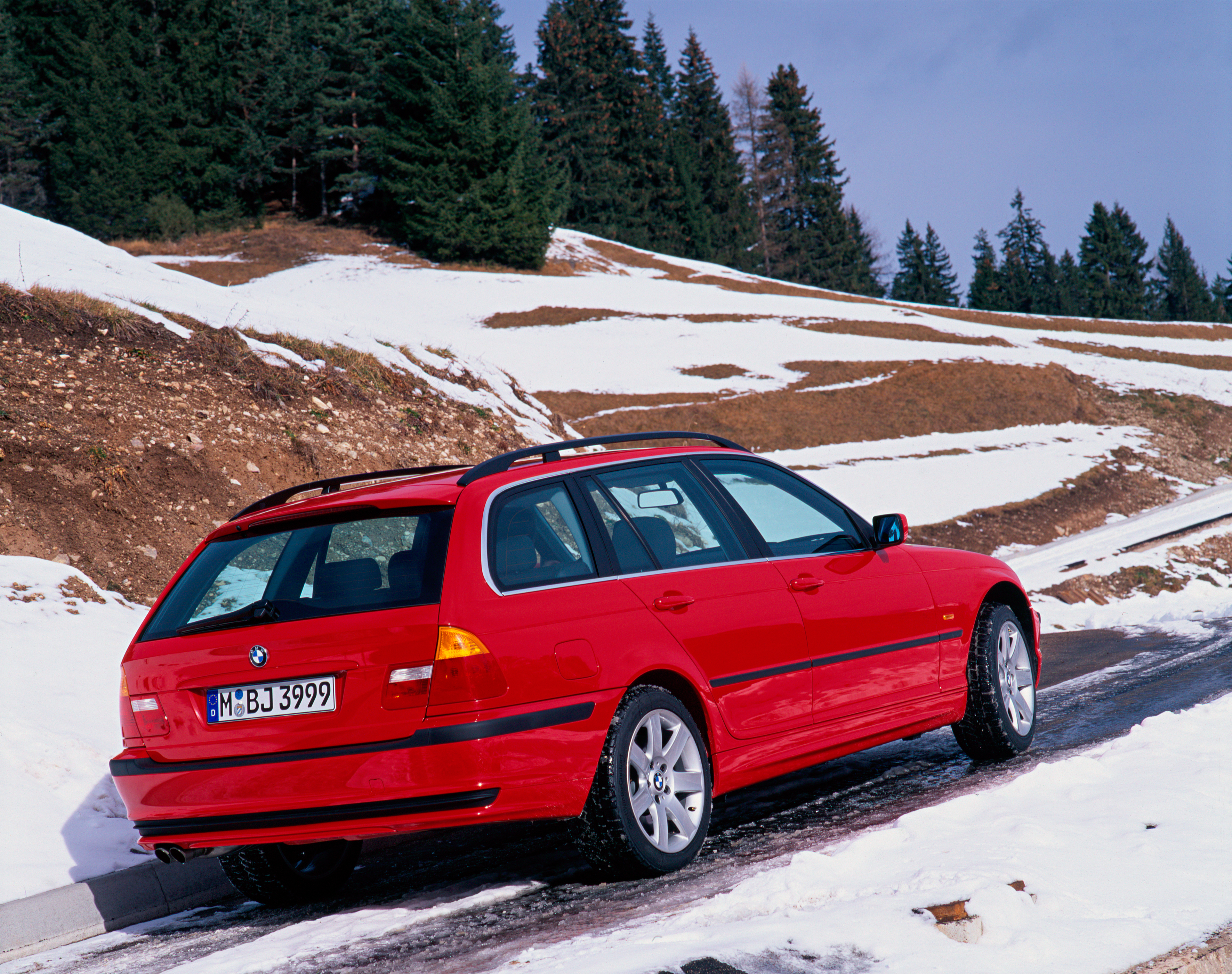 Bmw Celebrates 30 Years Of All Wheel Drive Technology