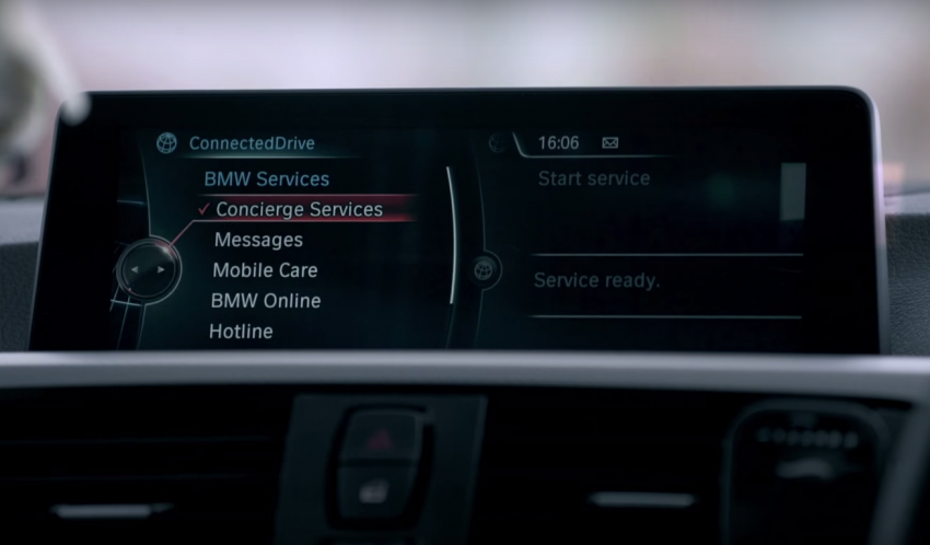 BMW ConnectedDrive services now in Malaysia – Concierge, Remote and Emergency Call services Image #390486