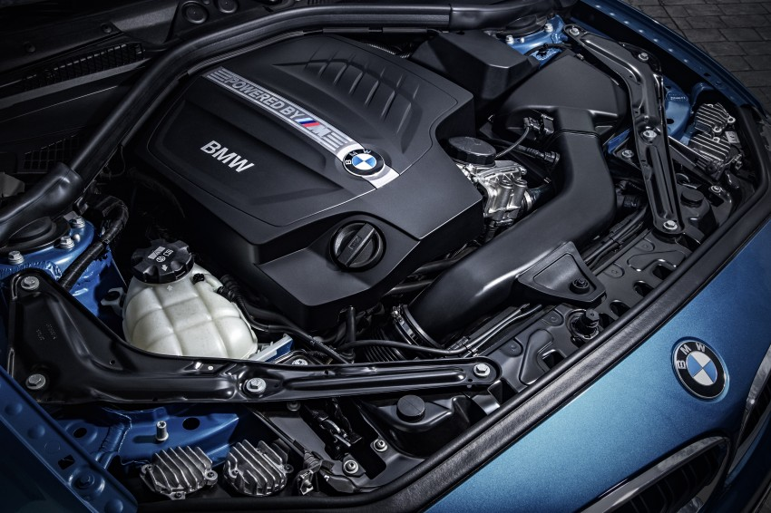 BMW M2 Coupe officially unveiled – 370 hp, 465 Nm Image #392211