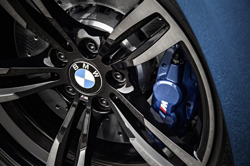 BMW M2 Coupe officially unveiled – 370 hp, 465 Nm Image #392167