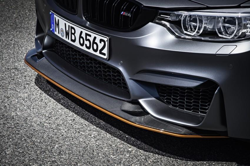 BMW M4 GTS revealed – 500 hp, 600 Nm, 700 units Image #388670