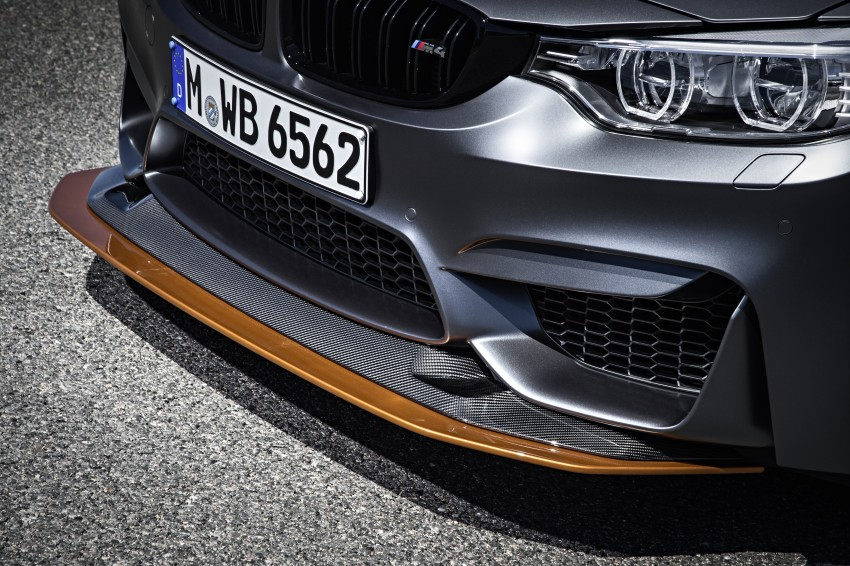 BMW M4 GTS revealed – 500 hp, 600 Nm, 700 units Image #388671