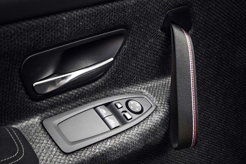 BMW M4 GTS revealed – 500 hp, 600 Nm, 700 units Image #388672