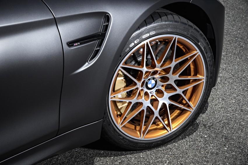 BMW M4 GTS revealed – 500 hp, 600 Nm, 700 units Image #388674