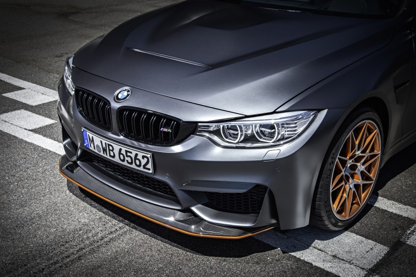 BMW M4 GTS revealed – 500 hp, 600 Nm, 700 units Image #388679
