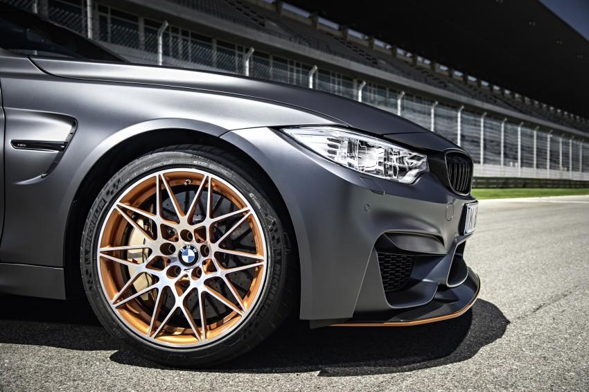 BMW M4 GTS revealed – 500 hp, 600 Nm, 700 units Image #388682