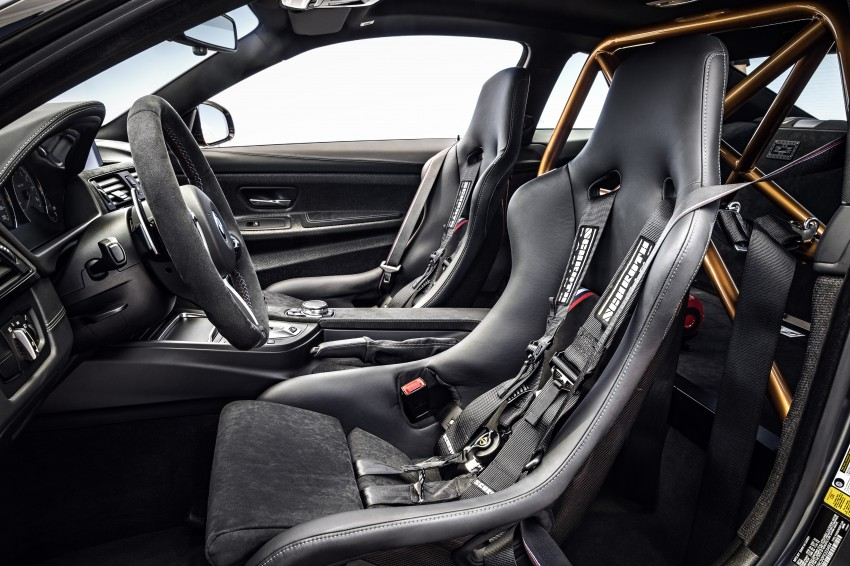 BMW M4 GTS revealed – 500 hp, 600 Nm, 700 units Image #388687
