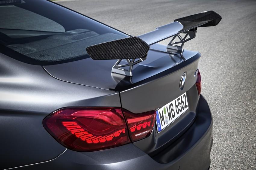 BMW M4 GTS revealed – 500 hp, 600 Nm, 700 units Image #388688