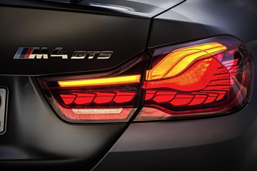 BMW M4 GTS revealed – 500 hp, 600 Nm, 700 units Image #388689