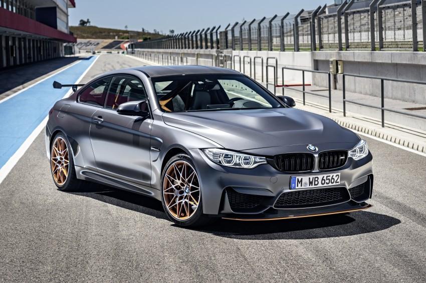 BMW M4 GTS revealed – 500 hp, 600 Nm, 700 units Image #388690