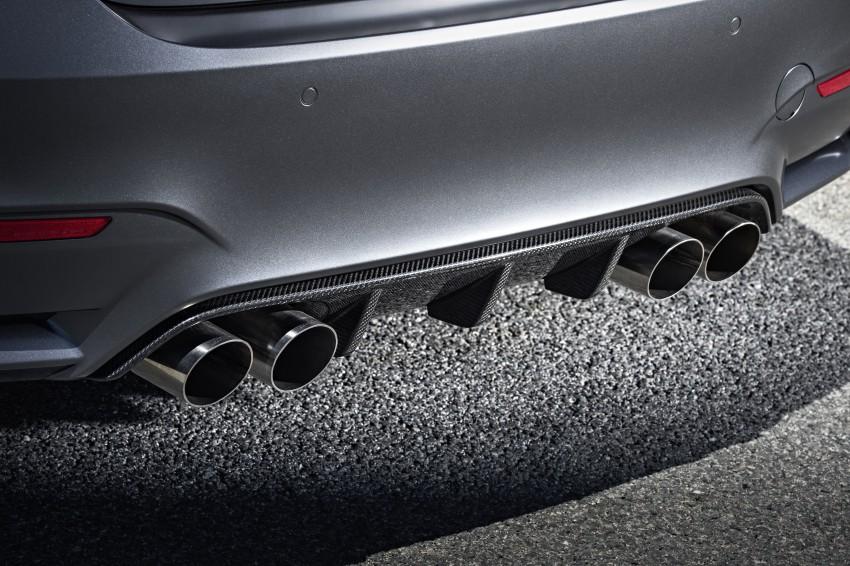 BMW M4 GTS revealed – 500 hp, 600 Nm, 700 units Image #388693