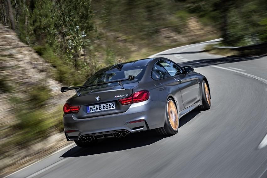 BMW M4 GTS revealed – 500 hp, 600 Nm, 700 units Image #388695