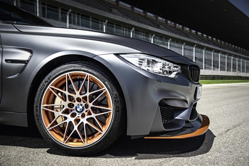 BMW M4 GTS revealed – 500 hp, 600 Nm, 700 units Image #388696