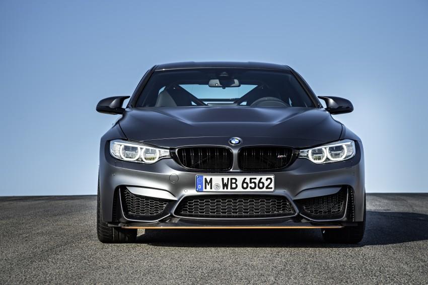 BMW M4 GTS revealed – 500 hp, 600 Nm, 700 units Image #388697