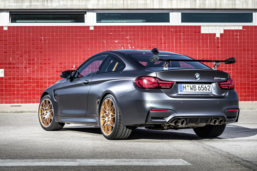 BMW M4 GTS revealed – 500 hp, 600 Nm, 700 units Image #388698