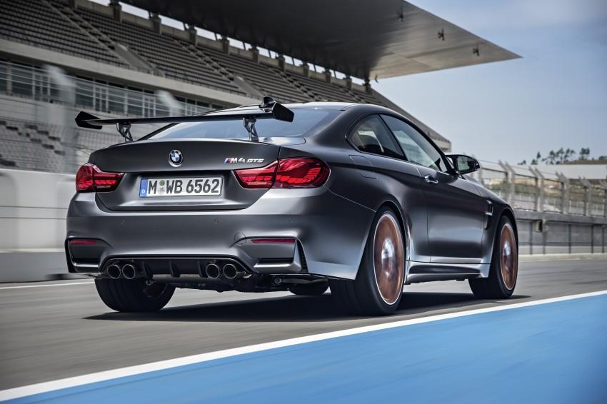 BMW M4 GTS revealed – 500 hp, 600 Nm, 700 units Image #388700