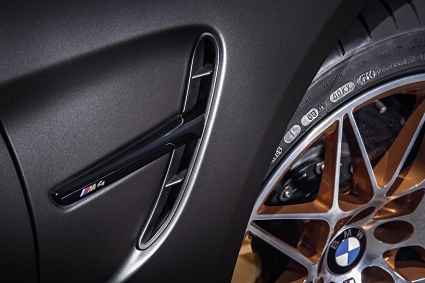 BMW M4 GTS revealed – 500 hp, 600 Nm, 700 units Image #388701