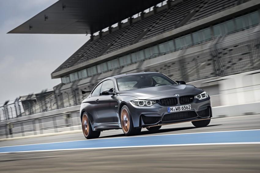 BMW M4 GTS revealed – 500 hp, 600 Nm, 700 units Image #388734