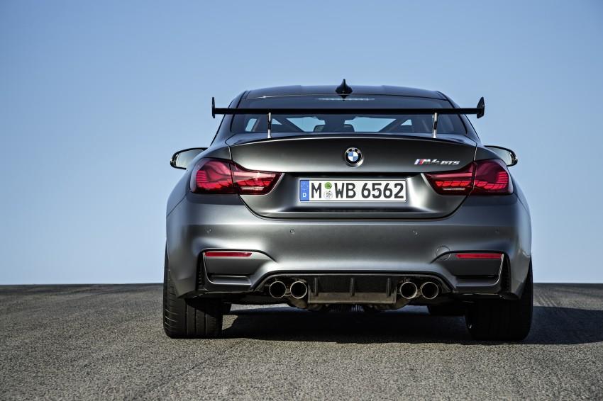 BMW M4 GTS revealed – 500 hp, 600 Nm, 700 units Image #388732