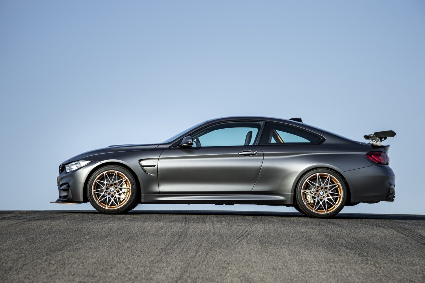 BMW M4 GTS revealed – 500 hp, 600 Nm, 700 units Image #388727