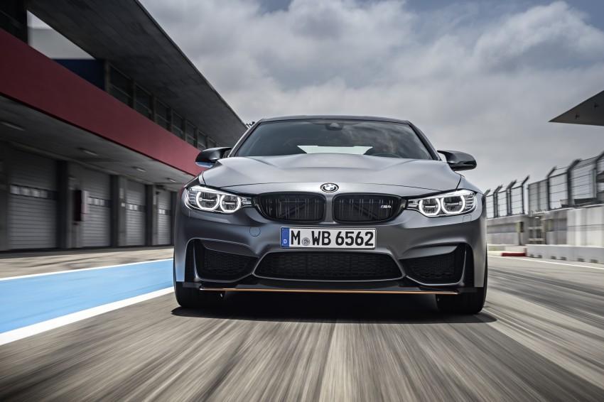 BMW M4 GTS revealed – 500 hp, 600 Nm, 700 units Image #388728