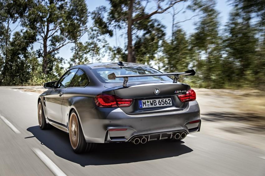BMW M4 GTS revealed – 500 hp, 600 Nm, 700 units Image #388724