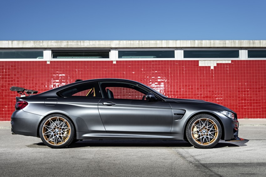 BMW M4 GTS revealed – 500 hp, 600 Nm, 700 units Image #388722