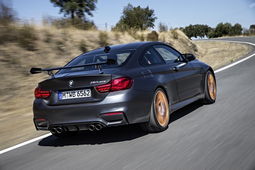 BMW M4 GTS revealed – 500 hp, 600 Nm, 700 units Image #388723