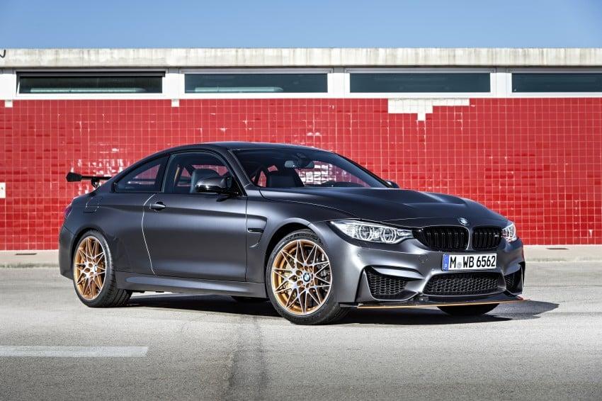BMW M4 GTS revealed – 500 hp, 600 Nm, 700 units Image #388718