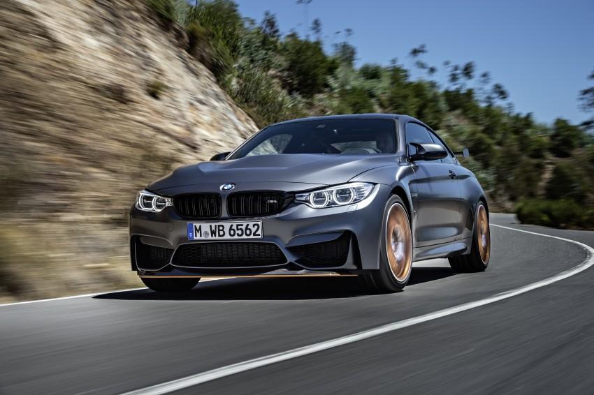 BMW M4 GTS revealed – 500 hp, 600 Nm, 700 units Image #388719