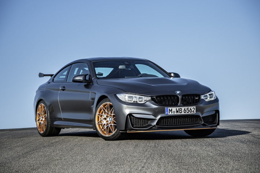 BMW M4 GTS revealed – 500 hp, 600 Nm, 700 units Image #388716
