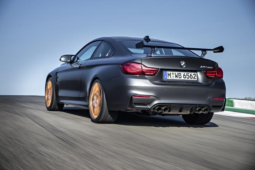 BMW M4 GTS revealed – 500 hp, 600 Nm, 700 units Image #388715