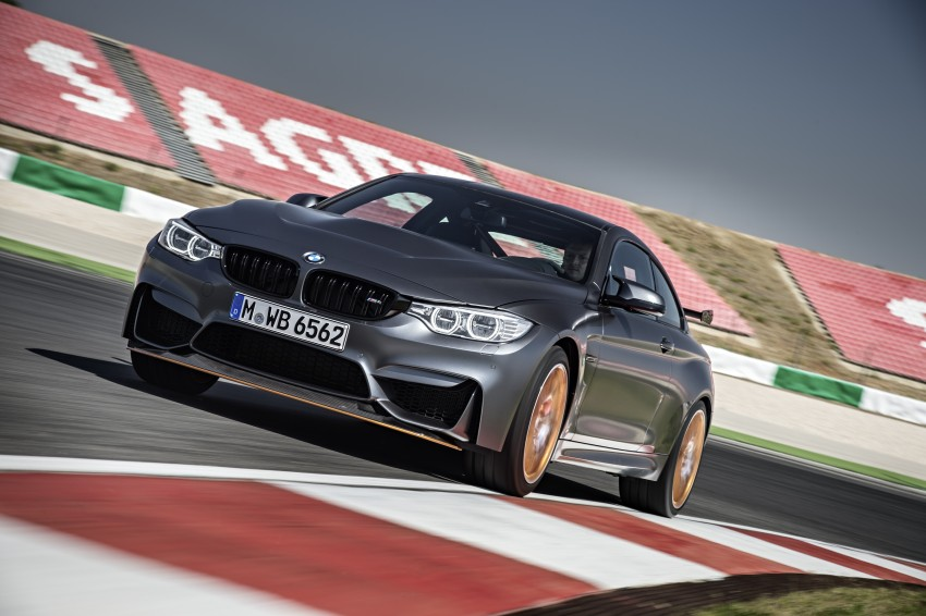 BMW M4 GTS revealed – 500 hp, 600 Nm, 700 units Image #388712