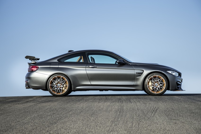 BMW M4 GTS revealed – 500 hp, 600 Nm, 700 units Image #388713