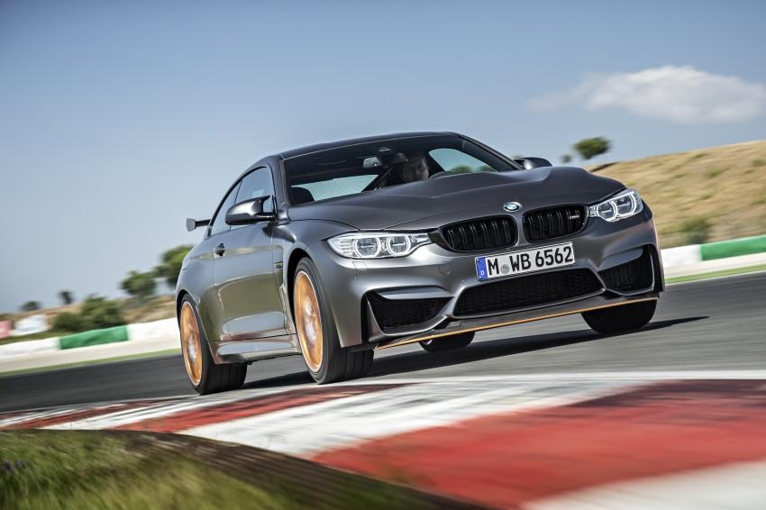 BMW M4 GTS revealed – 500 hp, 600 Nm, 700 units Image #388714