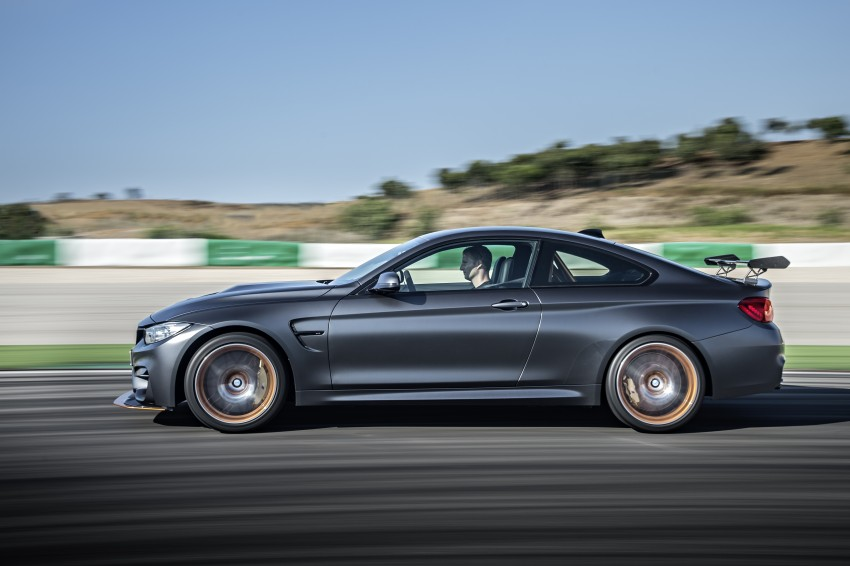 BMW M4 GTS revealed – 500 hp, 600 Nm, 700 units Image #388709