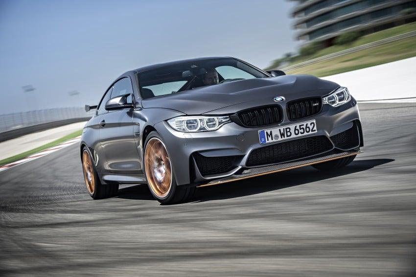BMW M4 GTS revealed – 500 hp, 600 Nm, 700 units Image #388707