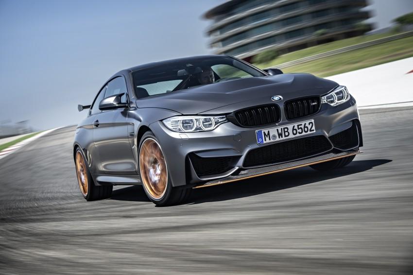 BMW M4 GTS revealed – 500 hp, 600 Nm, 700 units Image #388704