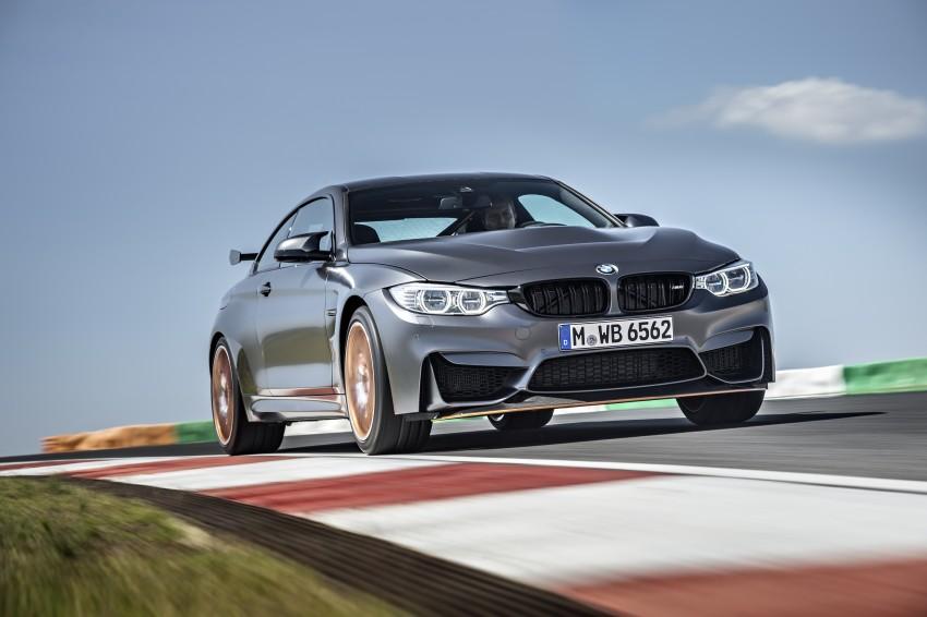 BMW M4 GTS revealed – 500 hp, 600 Nm, 700 units Image #388705