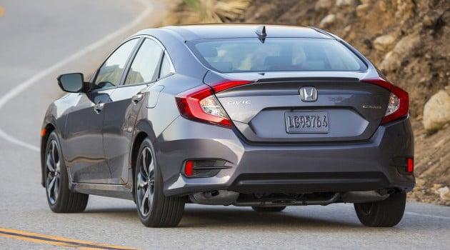 10th Gen Civic >> 2016 Honda Civic Full Technical Details Specs Of The 10th Gen