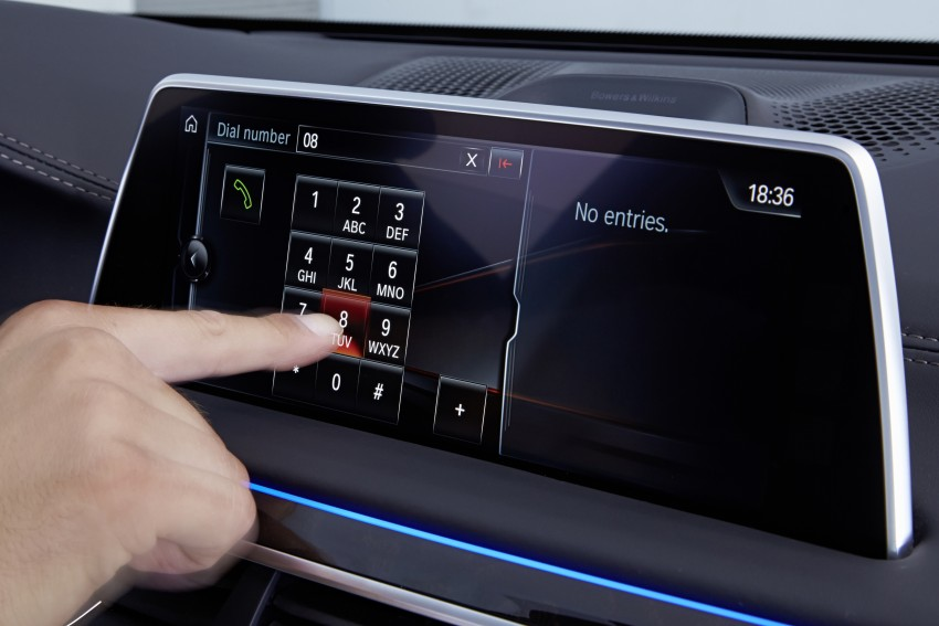 GALLERY: G11 BMW 7 Series in right hand drive form Image #391634