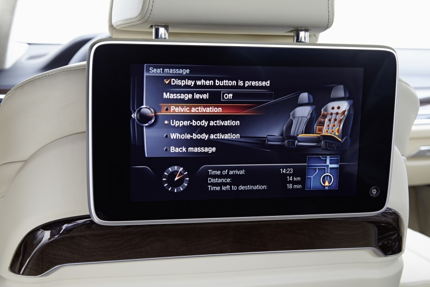 GALLERY: G11 BMW 7 Series in right hand drive form Image #391667
