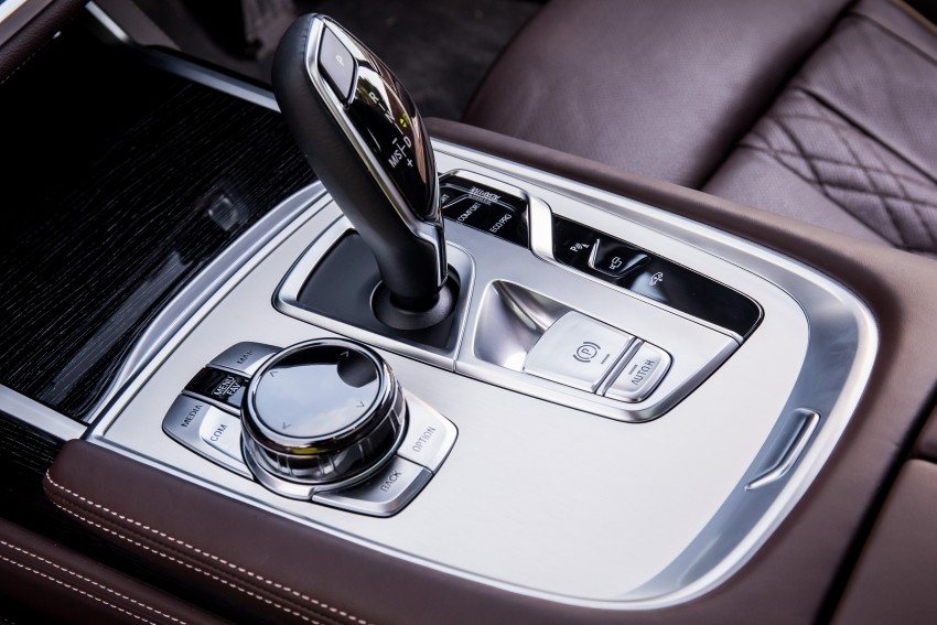 GALLERY: G11 BMW 7 Series in right hand drive form Image #391710