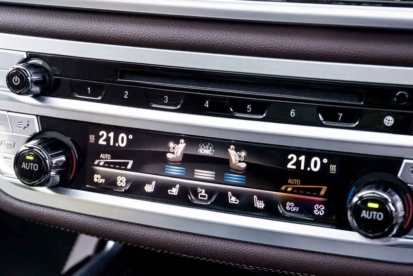 GALLERY: G11 BMW 7 Series in right hand drive form Image #391712
