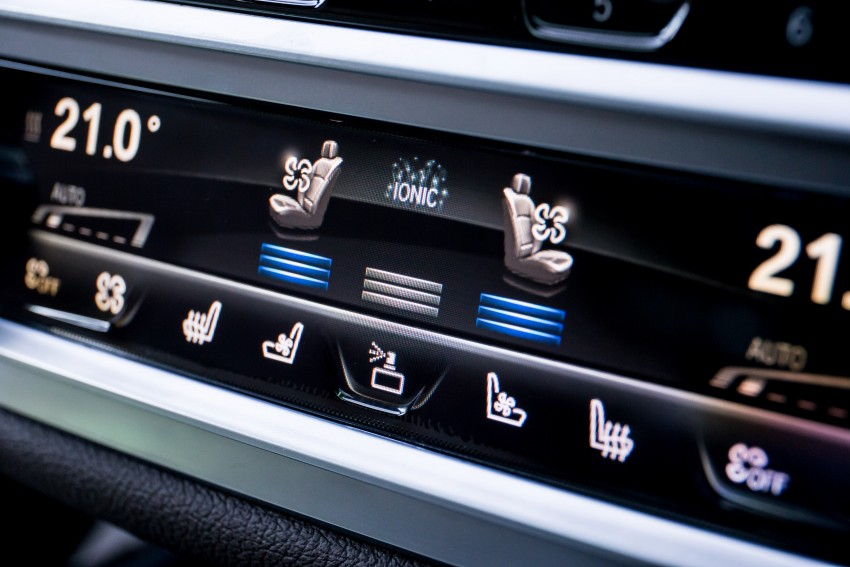 GALLERY: G11 BMW 7 Series in right hand drive form Image #391715
