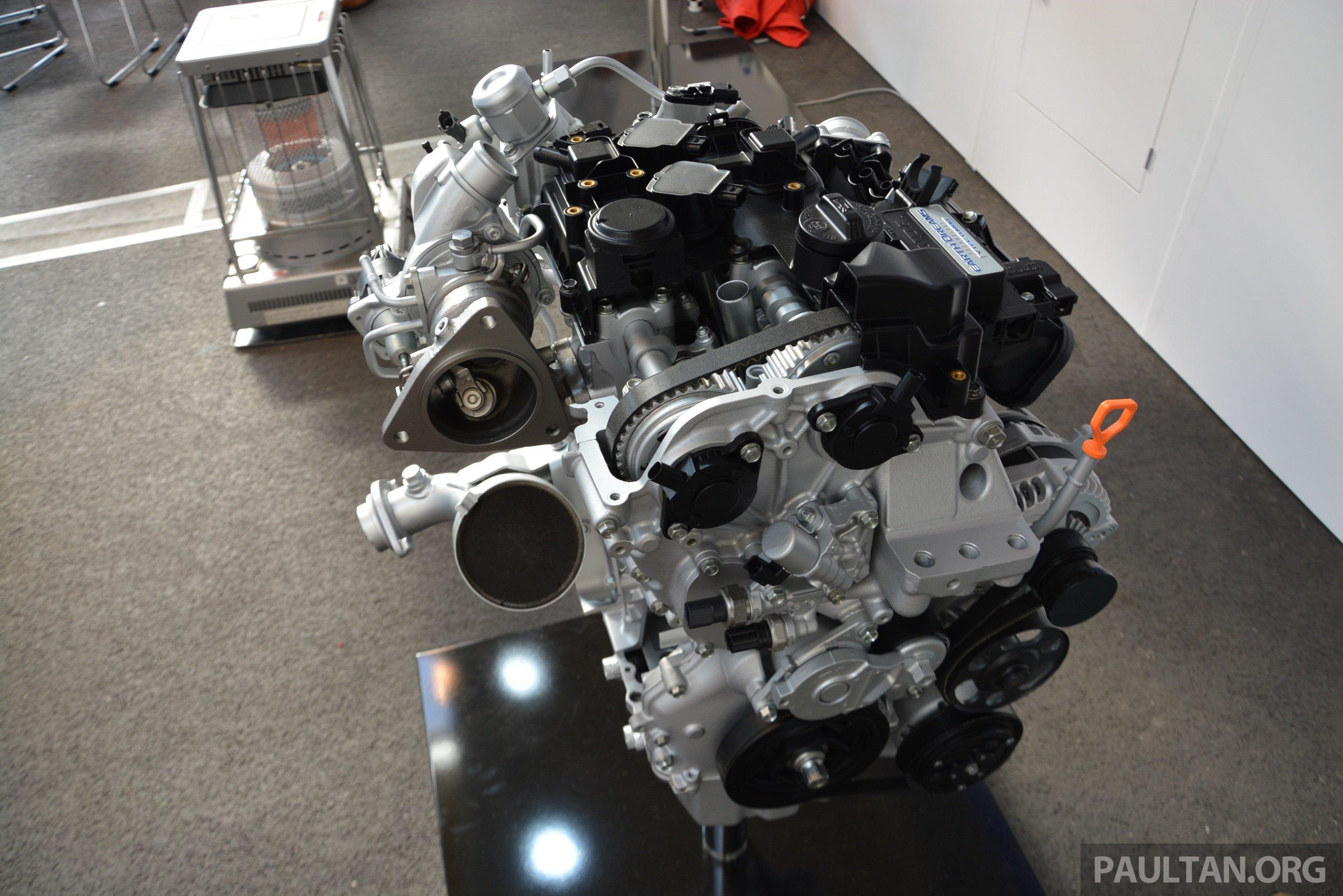 2017 Honda Civic For Europe 127 Hp 1 0 Litre Vtec Turbo