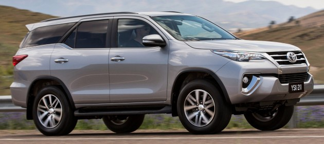 new car release 2016 malaysiaNew Toyota Hilux Fortuner SUV and Innova MPV launching in