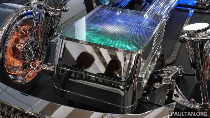 Tokyo 2015: Lexus LF-FC concept previews next LS Image #399035