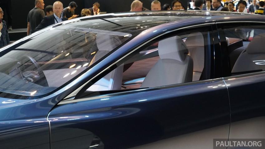 Tokyo 2015: Lexus LF-FC concept previews next LS Image #399040